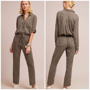 ANTHROPOLOGIE CLOTH &STONE AMELIA UTILITY JUMPSUIT